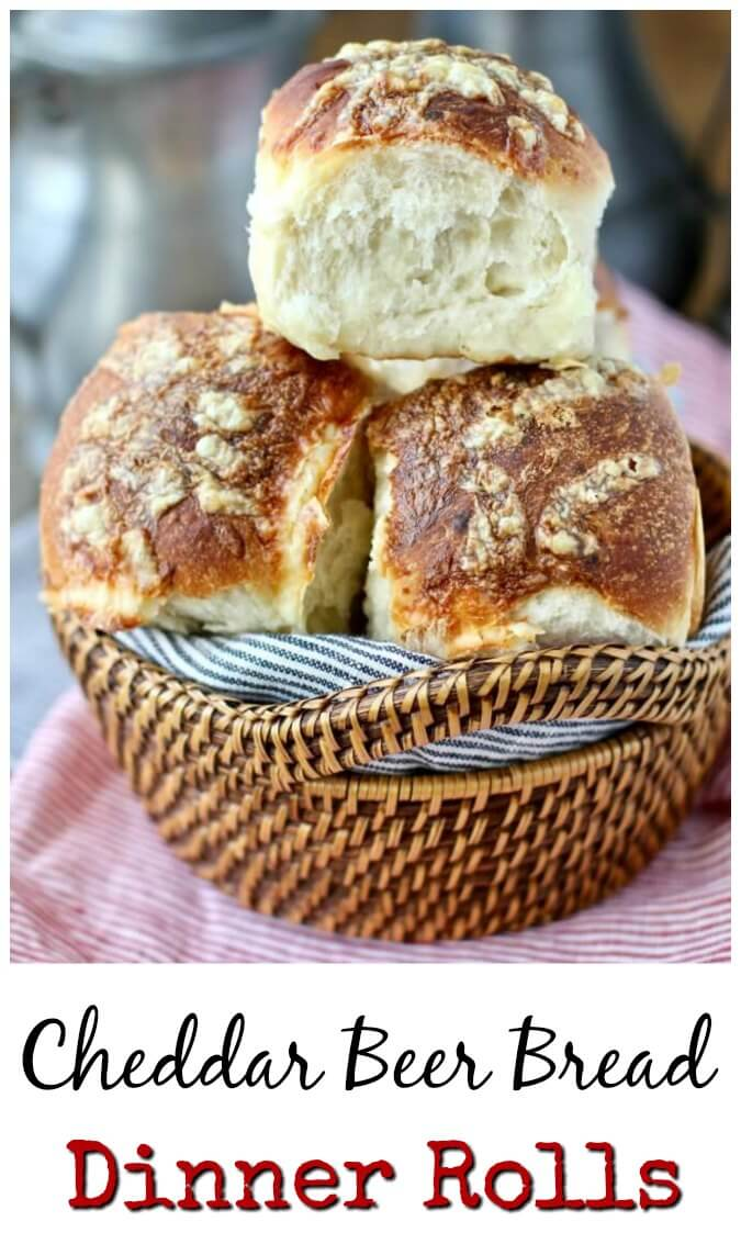Cheddar cheese beer bread rolls #rolls #cheesebread #beerbread #bread