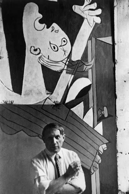 Pablo Picasso Il Guernica 1937 Art In Detail Tutt
