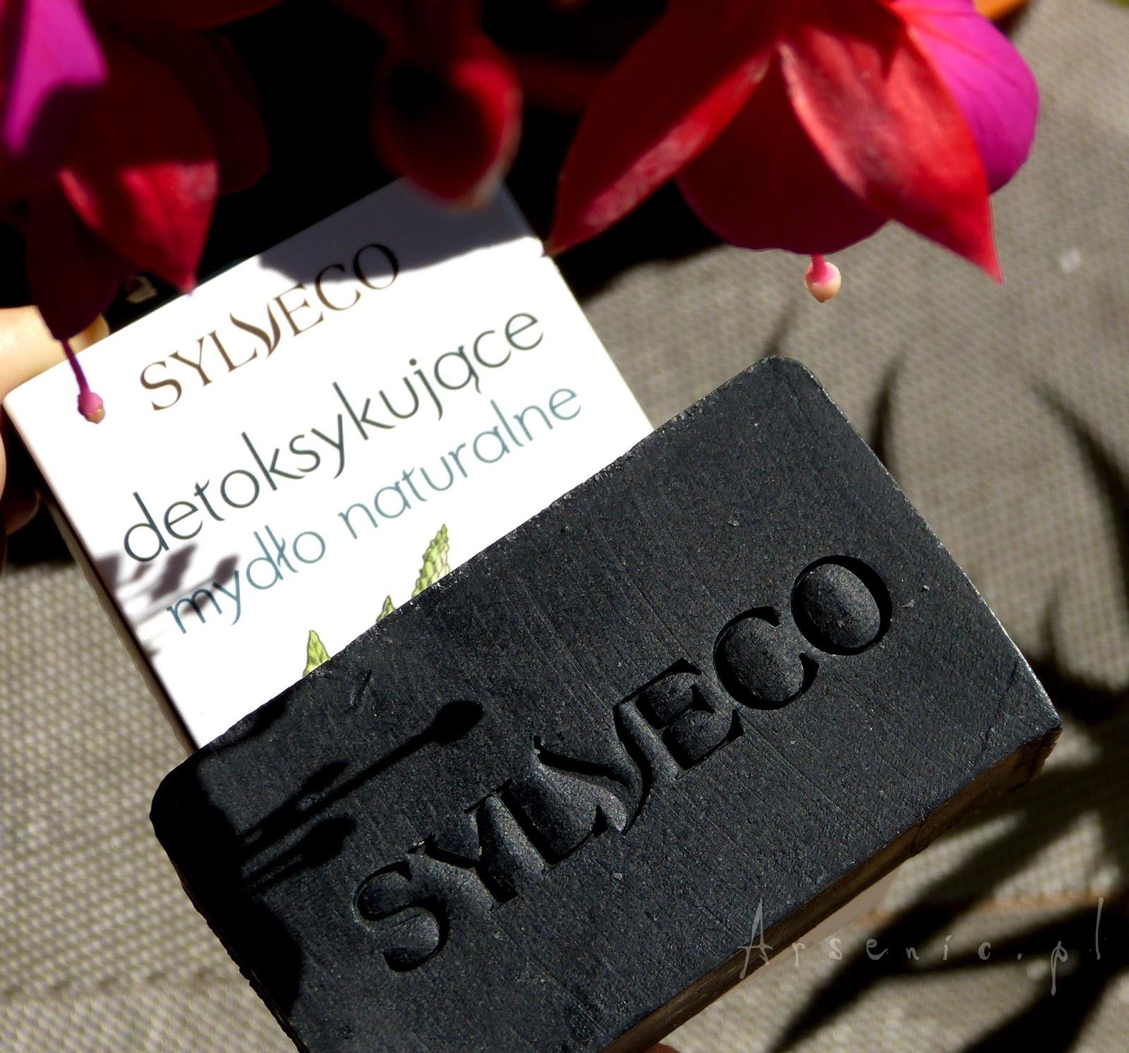 Nowość od Sylveco - czarne mydełko z węglem aktywnym i korundem
