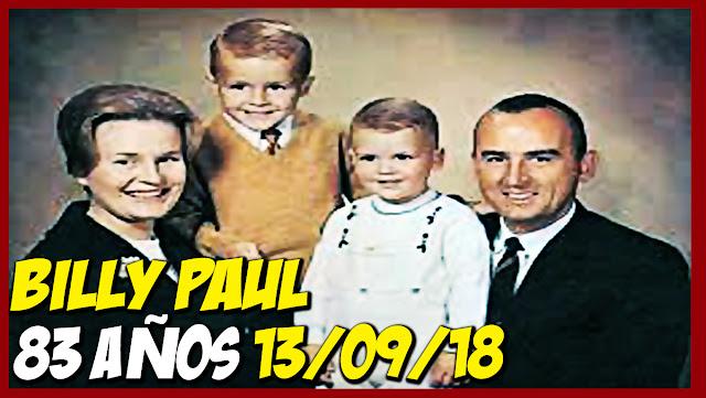 Billy Paul Branham cumple 83 años - Testimonio de Billy Paul Branham en Español