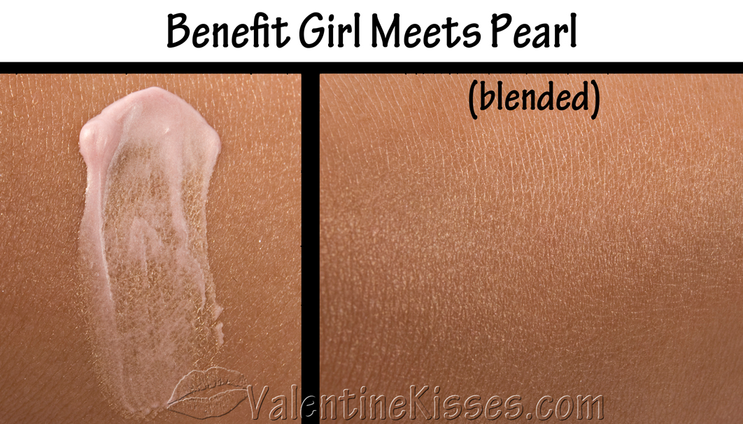 Benefit mini girl meets pearl review