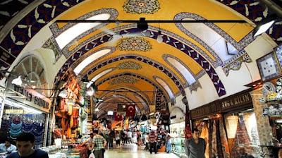 El Gran Bazar de Turquía