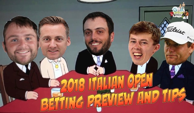 GolfCentralDaily Italian Open Funny