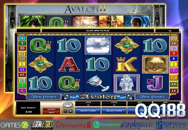 online slots games g casino