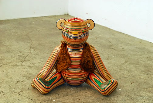 25-Bear-1-Haroshi-The-Art-of-Skateboarding-Made-into-Sculpture-www-designstack-co