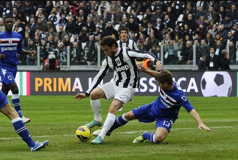 DIRETTA streaming SAMPDORIA-JUVENTUS dove vederla LIVE Web e in TV