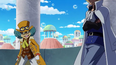 One Piece Episode 884 English Subbed
