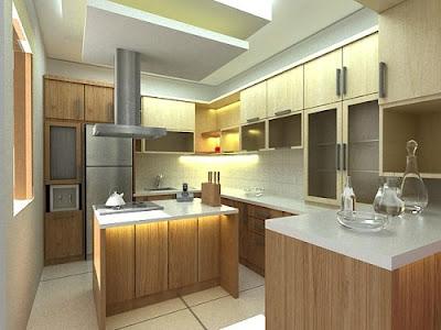 Tips Ringan Dalam Memiliah Interior Untuk Kitchen Set