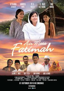 Download Film Air Mata Fatimah (2016) DVDrip MP4