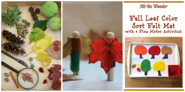 Fall Leaf Crafts Activities - The OT Toolbox