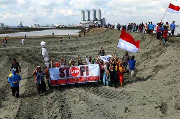 Kepolisian Buang Badan, Bareskrim Tolak Laporan Koalisi Selamatkan Teluk Jakarta