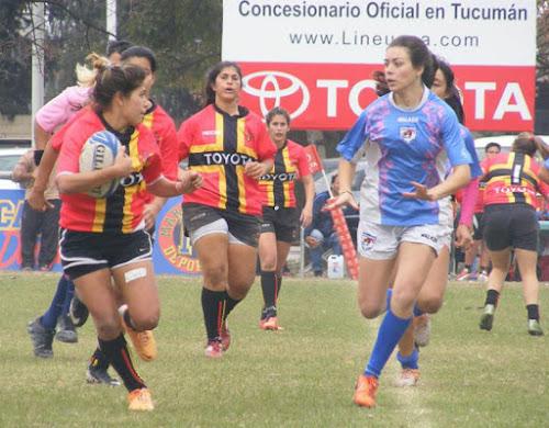 URT: 2° fecha del Torneo Apertura de Rugby Femenino
