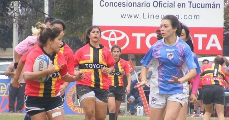 Arranca el Torneo de rugby femenino Mujeres del Bicentenario