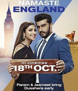 Sinopsis pemain genre Film Namaste England (2018)