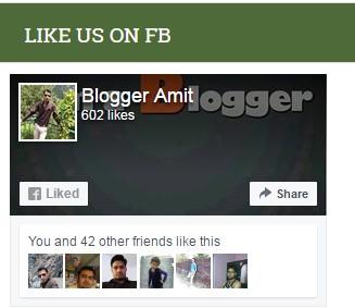 Bloggeramit Facebook