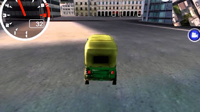 game tuk tuk city driving sim