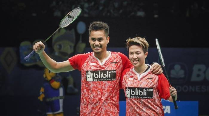 Indonesia Open 2018 Super 1000 - Jadwal Ganda Campuran