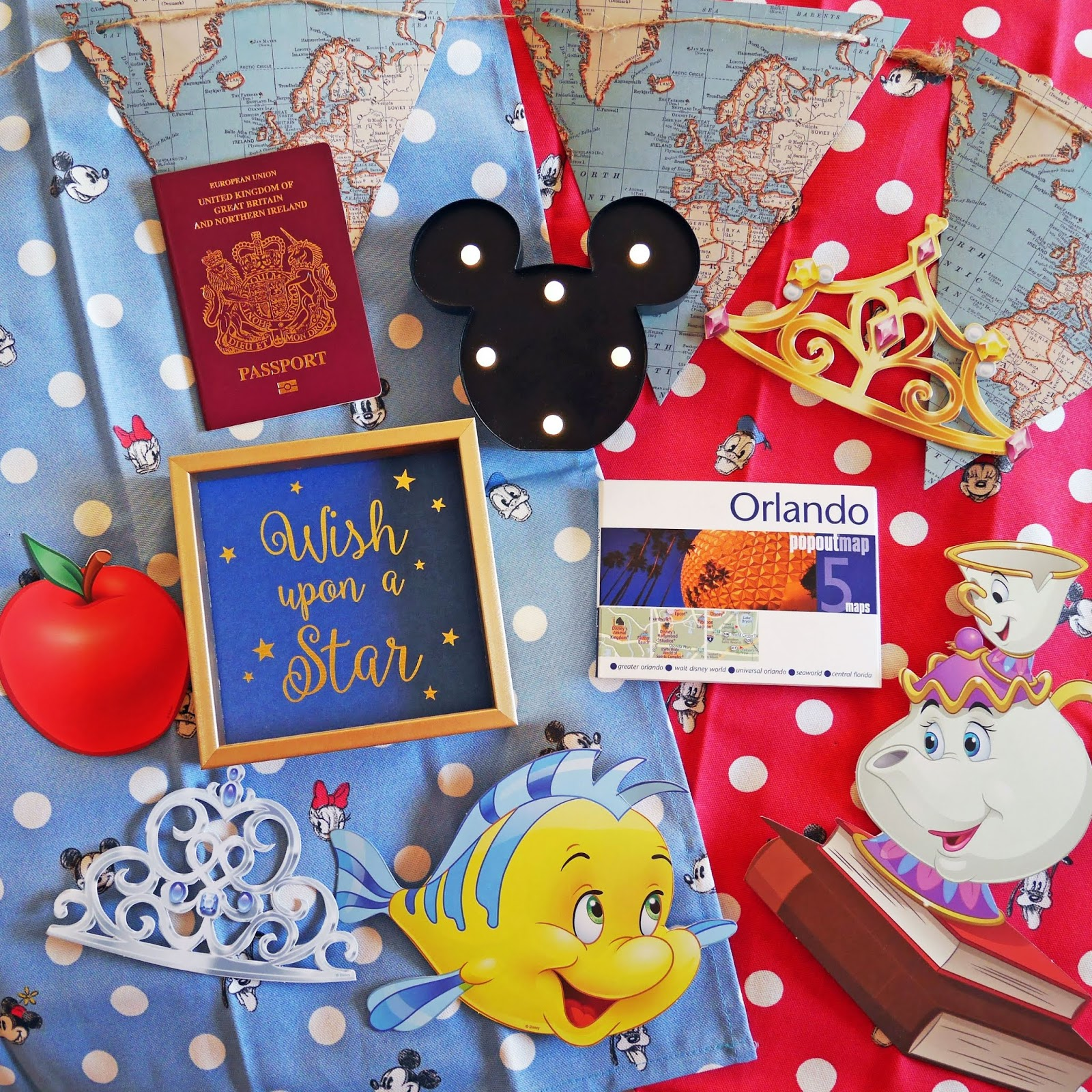 Planning a trip to Walt Disney World, Florida