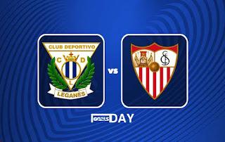 Leganes vs Sevilla – Highlights