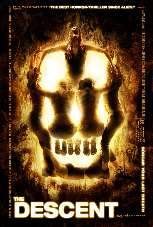 Nonton Film The Descent (2005)