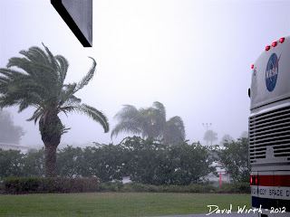 florida tropical storm, beryl, 2012, kennedy space center launch, watch, view, weather