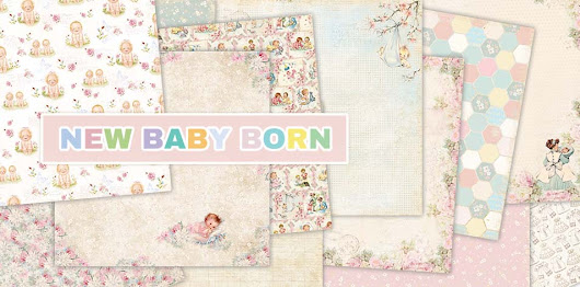 New Baby Born- new Craft&You Design collection