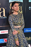 Aditi Rao Hydari in a Beautiful Emroidery Work Top and Skirt at IIFA Utsavam Awards 2017  Day 2 at  06.JPG
