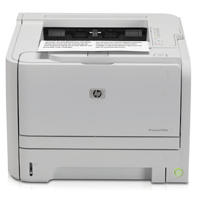 Use only Original HP Toner in your HP printer for great results HP LaserJet P2035n Driver Downloads