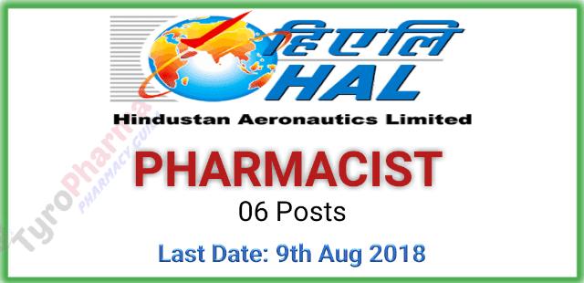 Pharmacist-Recruitment-at-Hindustan-Aeronautics-Ltd
