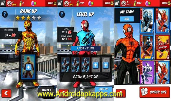spiderman games play online free now