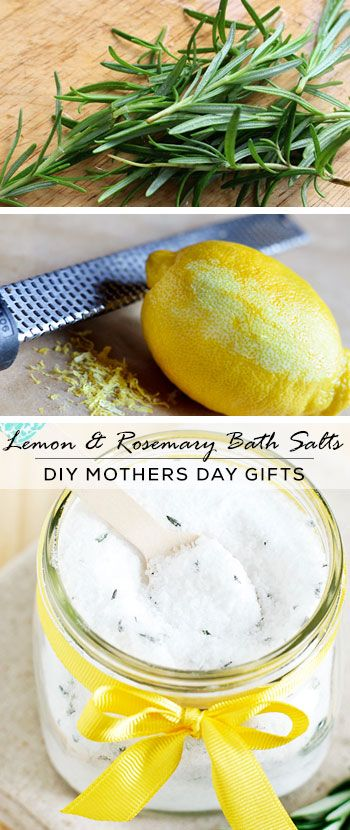 Homemade Body Scrub for Mothers Day Bath Salts