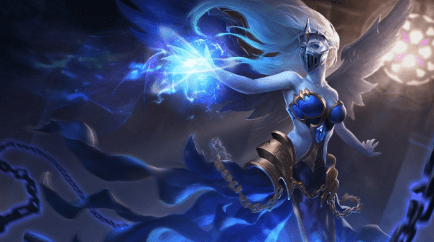 Arena Of Valor (AOV) - Build Lauriel Hero Mage dengan Lifesteal Tinggi