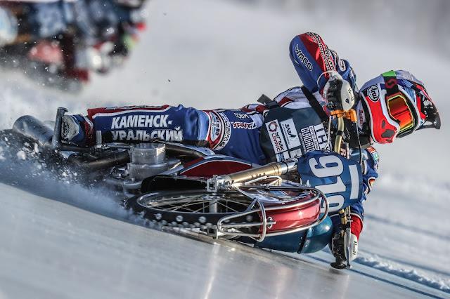 การแข่งขันรถจักรยานยนต์บนพื้นน้ำแข็งชิงแชมป์โลก