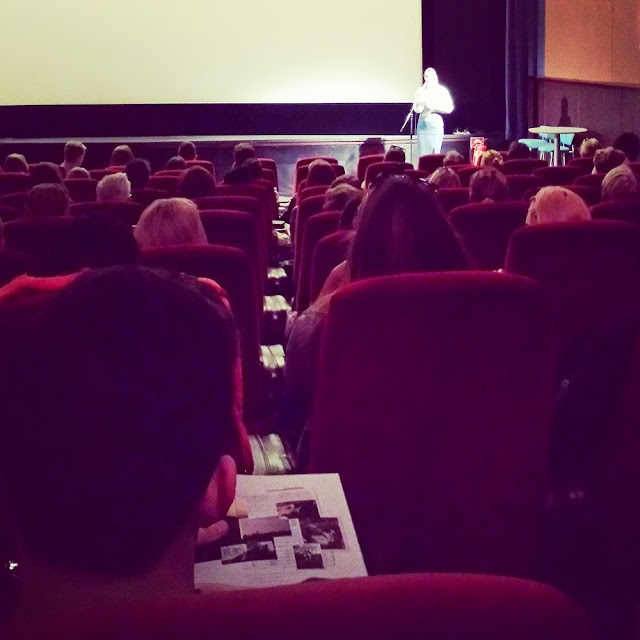 A short presentation before viewing of Dior and I at Gimle Kino in Oslo