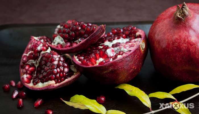 Buah penambah darah untuk penderita darah rendah - Delima