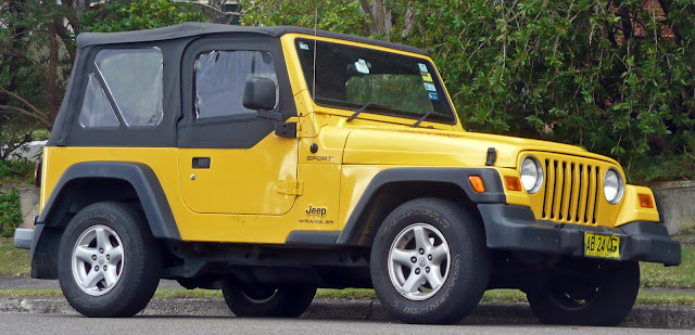 What Are The Types Of Jeeps Soft Tops Besides Jeep Wrangler Bikini