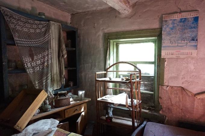 Kokemuksia Tshernobylistä - päiväretki Kiovasta Pripyatiin: Hylätyt paikat ja autiot talot. Retken järjesti Chernobylwel.come