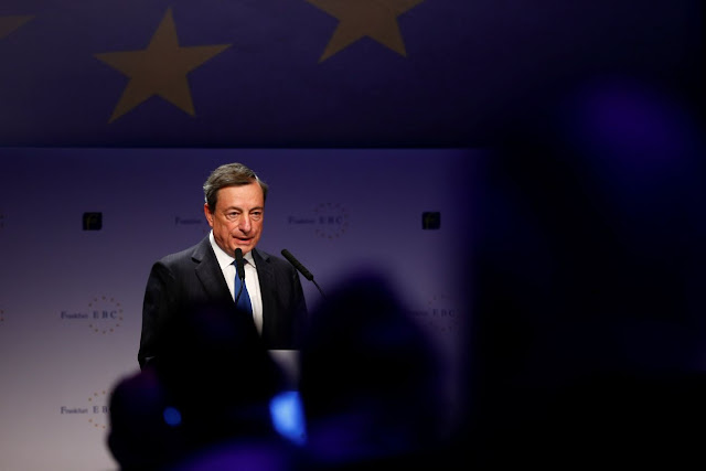 Presidente del BCE - Mario Draghi