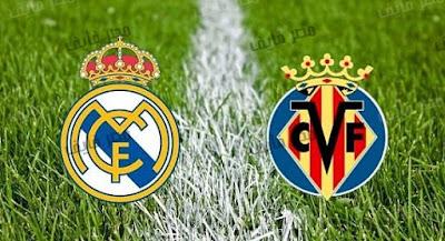 موعد مباراة ريال مدريد وفياريال السبت 19-5-2018 ضمن الدوري الاسباني والقنوات الناقلة