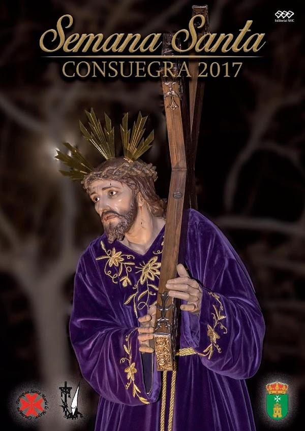 Horarios e Itinerarios Semana Santa Consuegra (Toledo) 2017