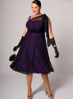 Vestidos de Encajes para Gorditas