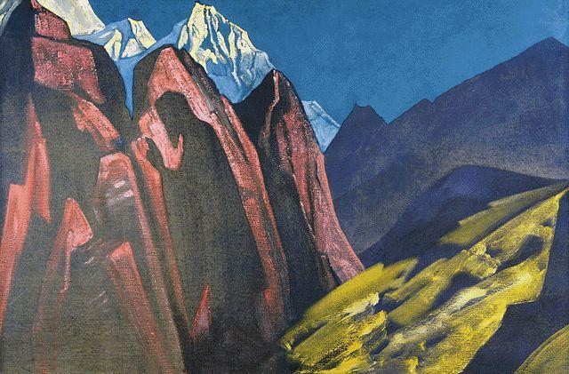Nicholas Roerich ~ Simbolismo