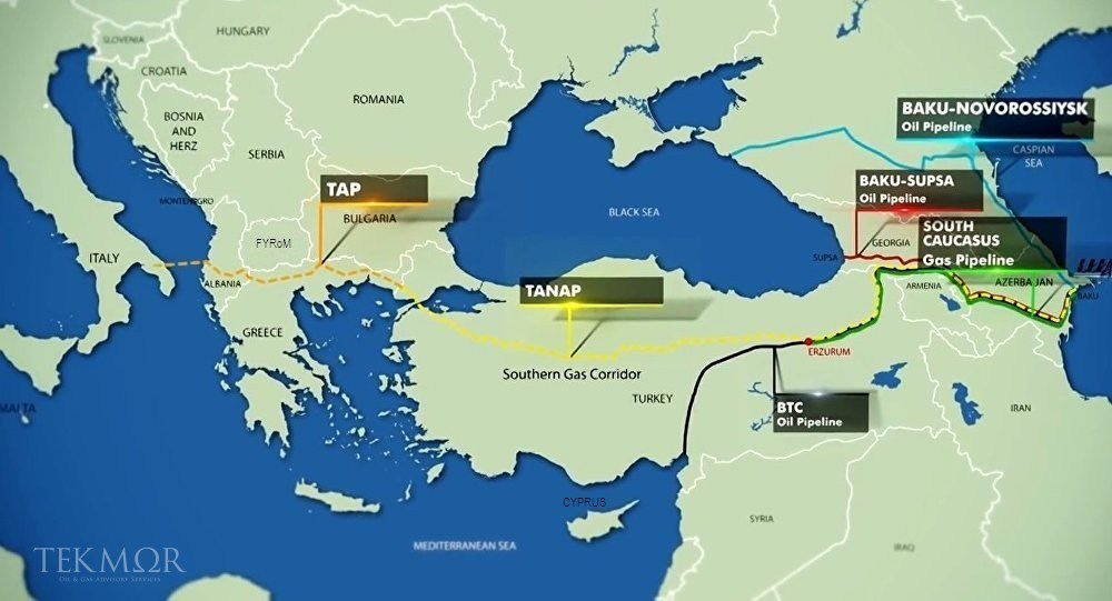Eastern Anatolia Natural Gas Pipeline