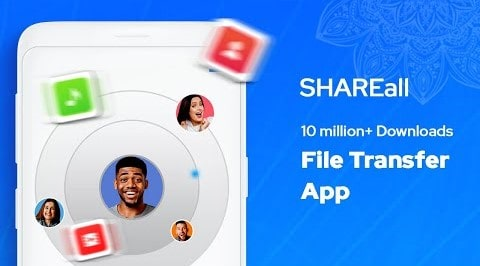 SHAREall - Indian File Sharing App Like Chinese App Xender