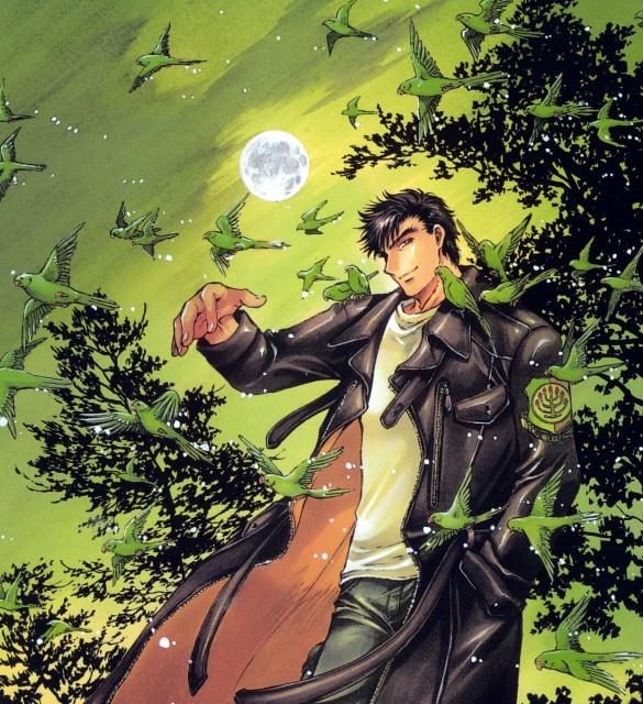 Prevalentemente Anime e Manga X  Il destino della Terra in mano a un emo Le CLAMP e la fine