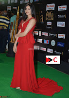 Adah Sharma in Red Deep Neck Spicy Gown ~  Exclusive 33.jpg