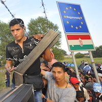 """Hungary held a European referendum, and there is one clear loser - Prime Minister Orban. He will not be able to boast of a mandate from the Hungarian people to block EU cooperation on the refugee issue as he pleases. With the words of an old Chinese saying: 'The stone that he had lifted up, has fallen onto his own feet."""