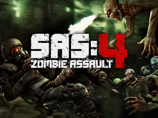 SAS Zombie Assault 4 v1.9.0 Mod Unlimited Money