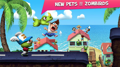 Zombie Tsunami screenshot 0