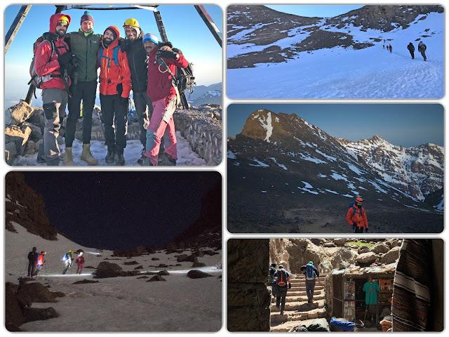 Τρεις Γιαννιώτες,ανέβηκαν στην υψηλότερη κορυφή της Βορείου Αφρικής